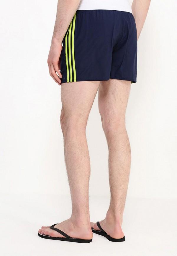 Мужские шорты для плавания Adidas Performance (Адидас Перфоманс) AK2153: изображение 4