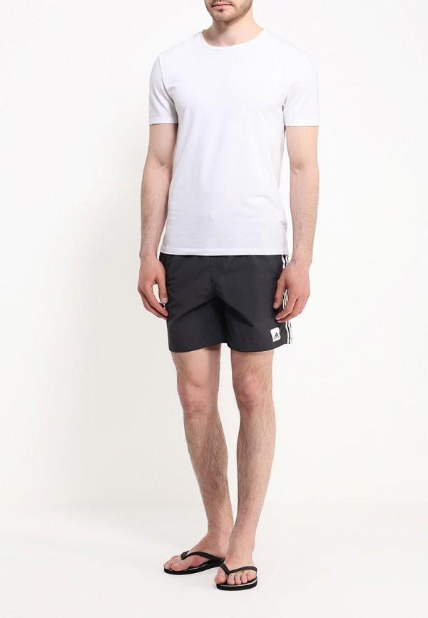 Мужские шорты для плавания Adidas Performance (Адидас Перфоманс) AK2179: изображение 2