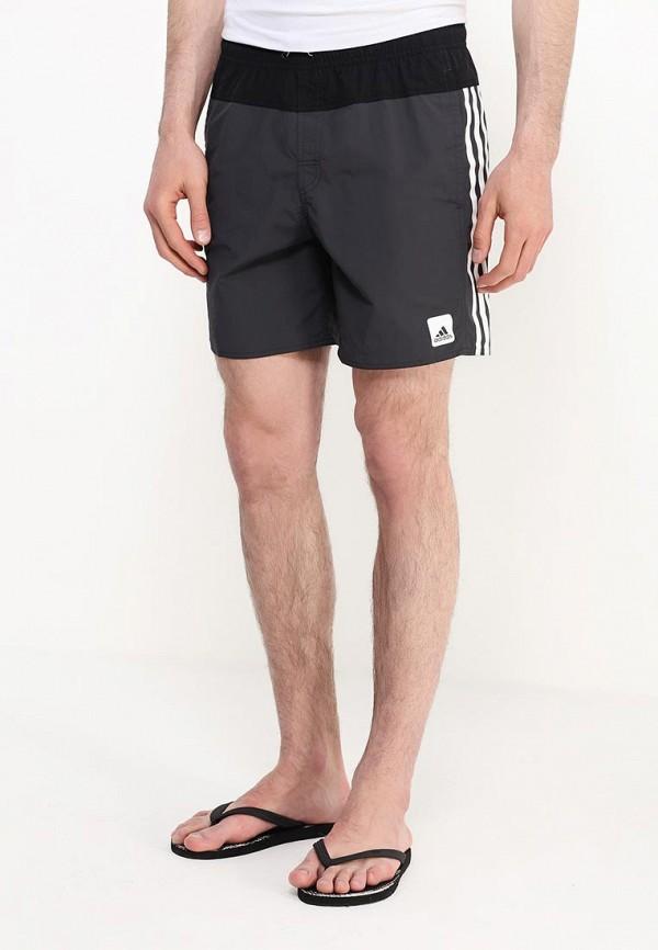 Мужские шорты для плавания Adidas Performance (Адидас Перфоманс) AK2179: изображение 3