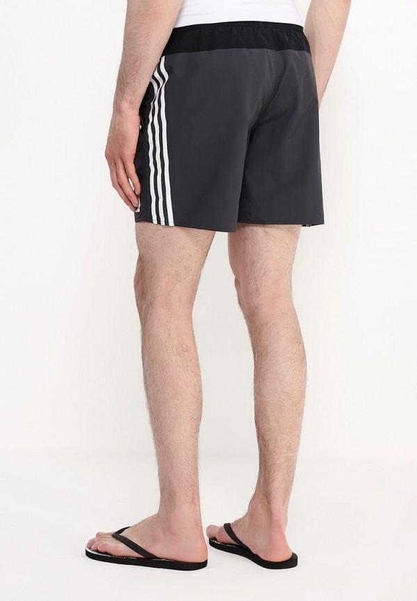 Мужские шорты для плавания Adidas Performance (Адидас Перфоманс) AK2179: изображение 4