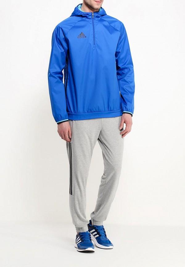 Мужские спортивные брюки Adidas Performance (Адидас Перфоманс) AK2459: изображение 2