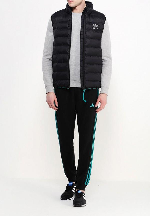Мужские спортивные брюки Adidas Performance (Адидас Перфоманс) AK2481: изображение 2