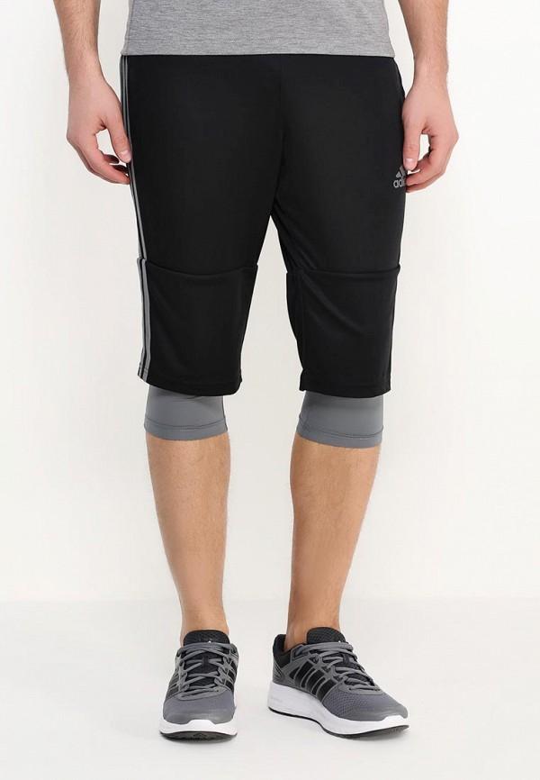 Мужские спортивные шорты Adidas Performance (Адидас Перфоманс) AN9845: изображение 3