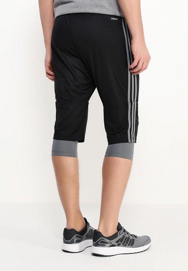 Мужские спортивные шорты Adidas Performance (Адидас Перфоманс) AN9845: изображение 4