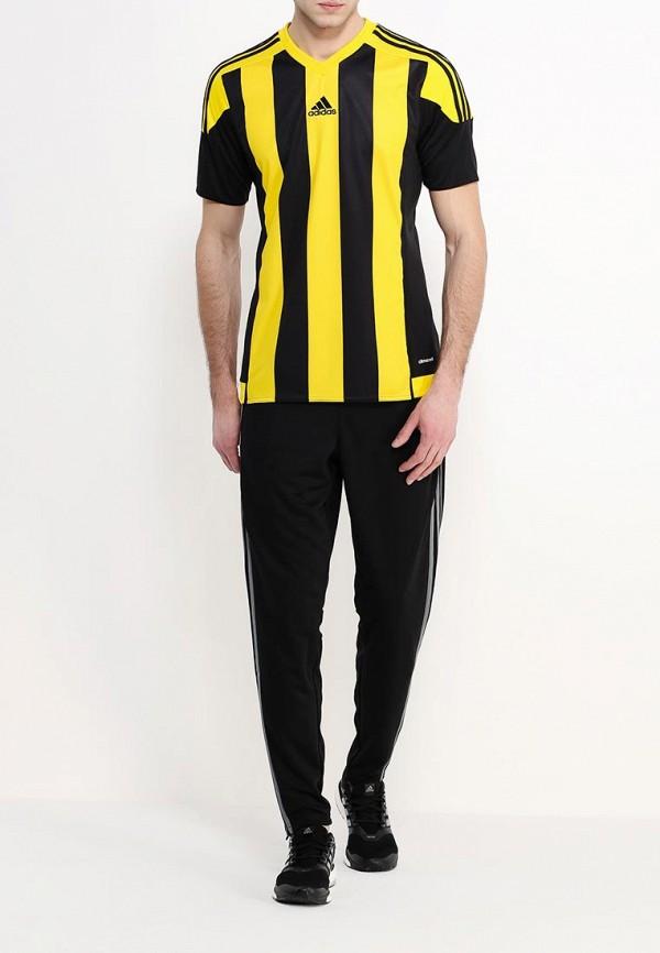 Мужские спортивные брюки Adidas Performance (Адидас Перфоманс) AN9848: изображение 2