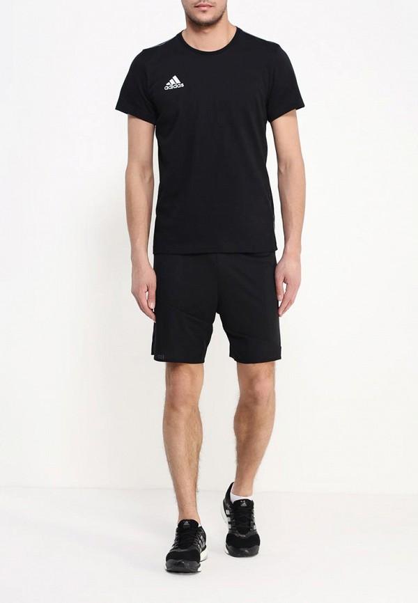 Мужские повседневные шорты Adidas Performance (Адидас Перфоманс) AP0551: изображение 2