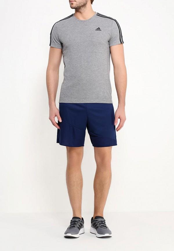 Мужские спортивные шорты Adidas Performance (Адидас Перфоманс) AP0552: изображение 2