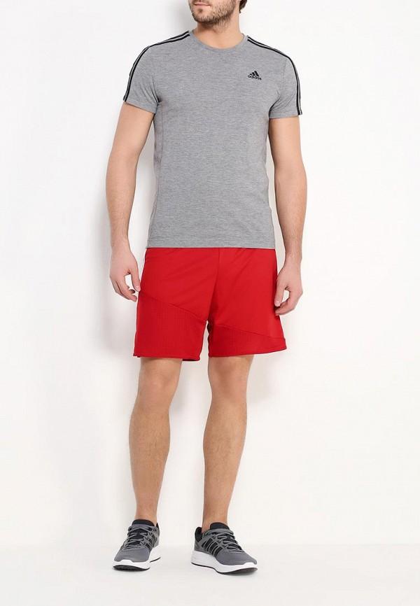 Мужские спортивные шорты Adidas Performance (Адидас Перфоманс) AP0553: изображение 2