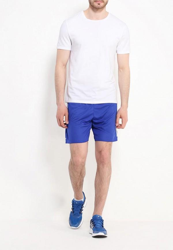 Мужские спортивные шорты Adidas Performance (Адидас Перфоманс) AP0554: изображение 2
