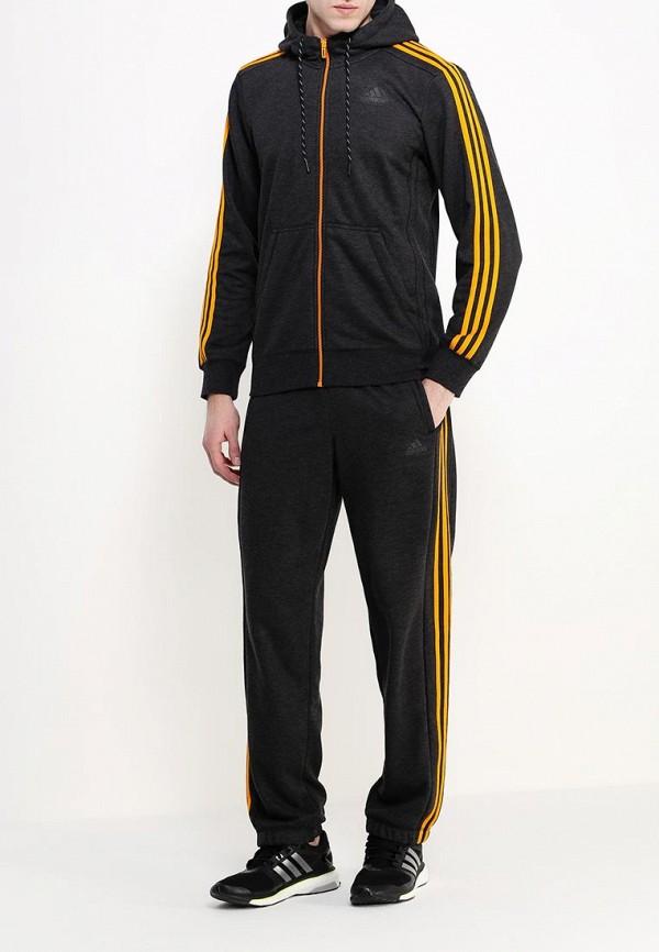 Мужские спортивные брюки Adidas Performance (Адидас Перфоманс) AP1212: изображение 2