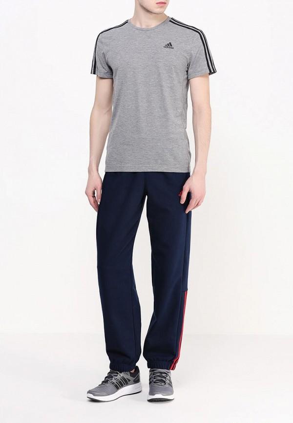 Мужские спортивные брюки Adidas Performance (Адидас Перфоманс) AP1220: изображение 2