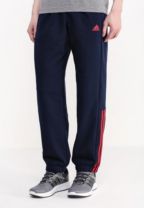 Мужские спортивные брюки Adidas Performance (Адидас Перфоманс) AP1220: изображение 3