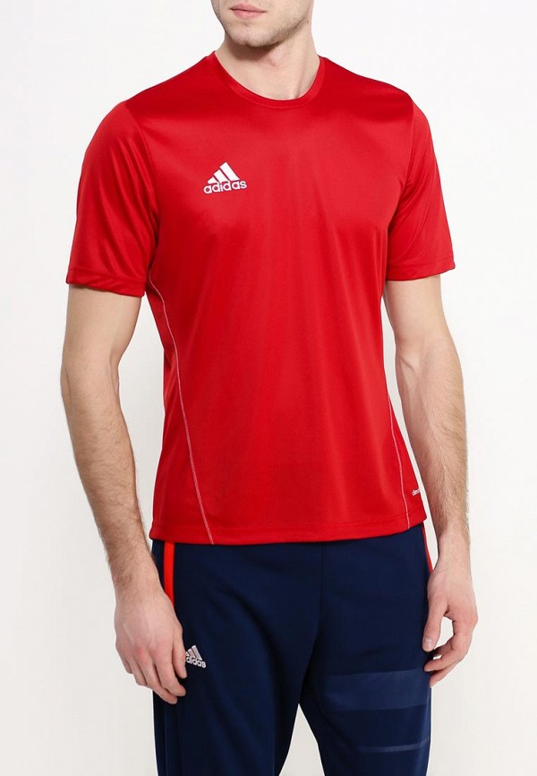 Футболка с коротким рукавом Adidas Performance (Адидас Перфоманс) M35334: изображение 3