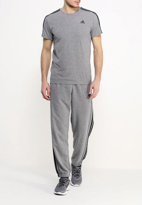 Мужские спортивные брюки Adidas Performance (Адидас Перфоманс) S21650: изображение 2