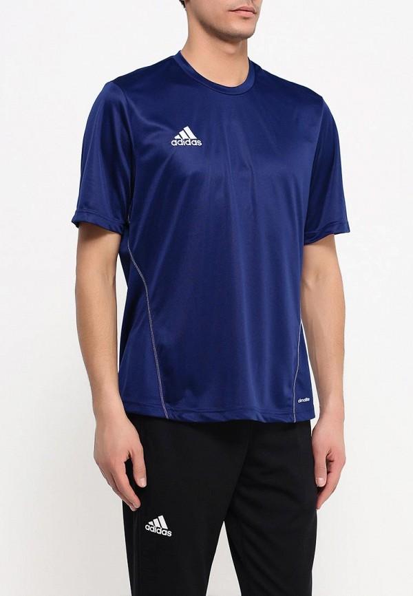 Футболка с коротким рукавом Adidas Performance (Адидас Перфоманс) S22390: изображение 3