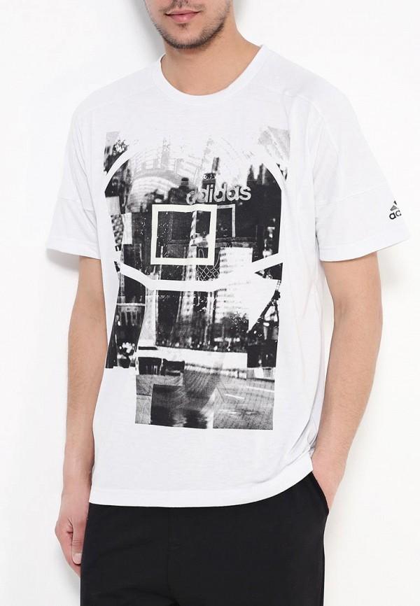 Спортивная футболка Adidas Performance (Адидас Перфоманс) S93311: изображение 3