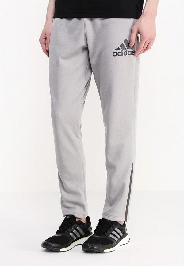 Мужские спортивные брюки Adidas Performance (Адидас Перфоманс) S93334: изображение 3