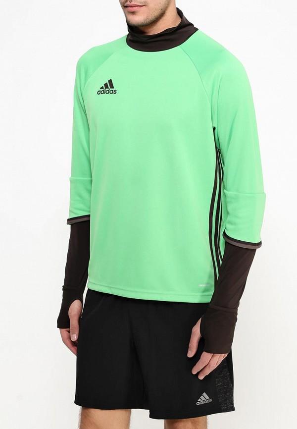 Футболка с длинным рукавом Adidas Performance (Адидас Перфоманс) S93544: изображение 4