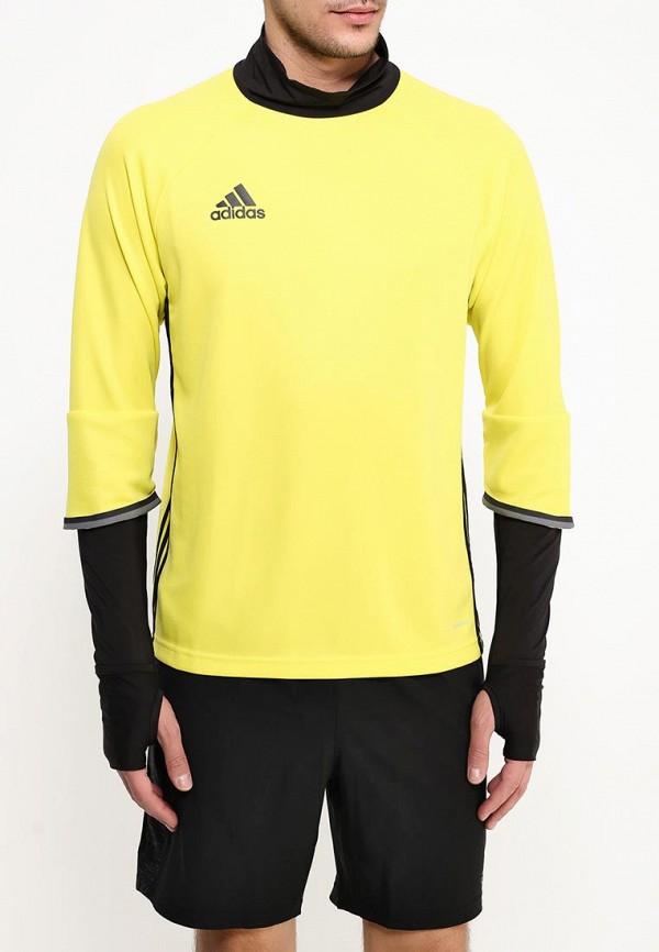 Спортивная футболка Adidas Performance (Адидас Перфоманс) S93545: изображение 3