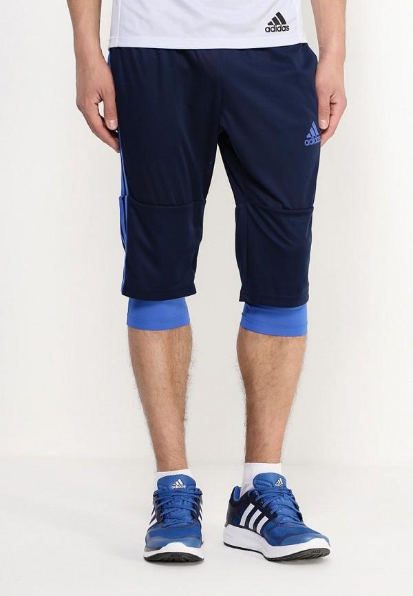 Мужские спортивные шорты Adidas Performance (Адидас Перфоманс) AB3117: изображение 3