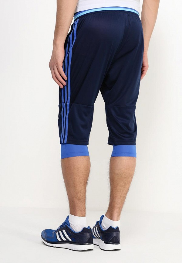 Мужские спортивные шорты Adidas Performance (Адидас Перфоманс) AB3117: изображение 4