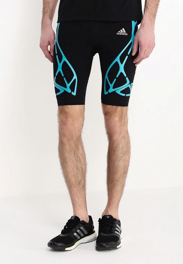 Мужские спортивные шорты Adidas Performance (Адидас Перфоманс) AI3224: изображение 3