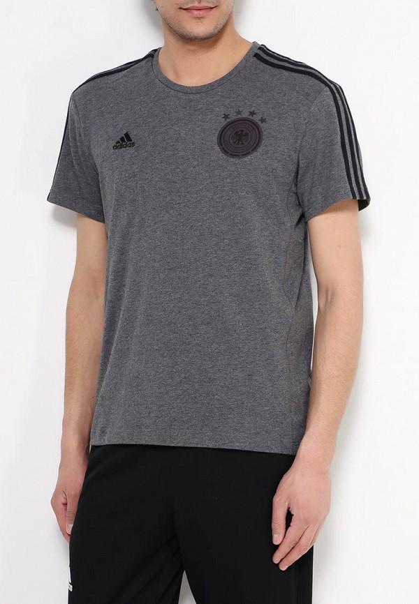 Футболка с коротким рукавом Adidas Performance (Адидас Перфоманс) AC6703: изображение 3