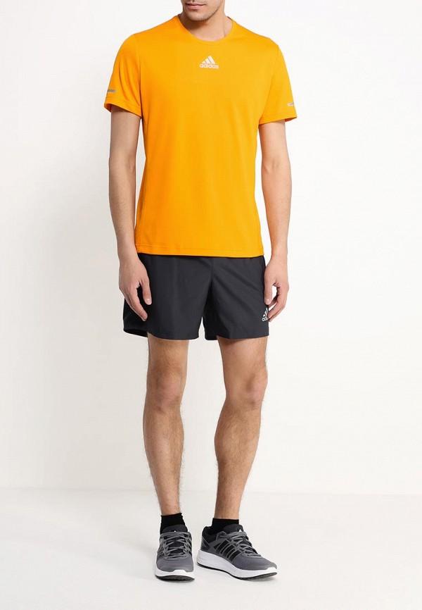Спортивная футболка Adidas Performance (Адидас Перфоманс) AI7487: изображение 2