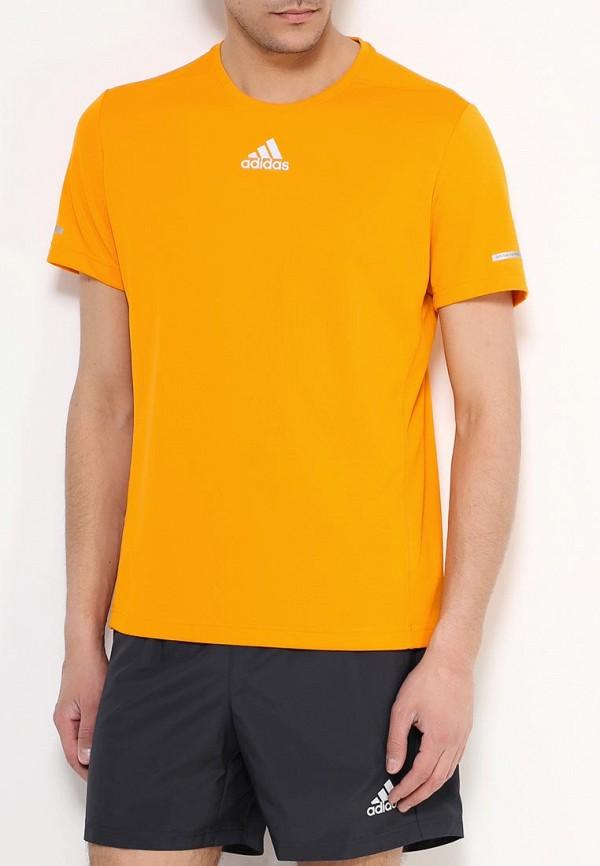 Спортивная футболка Adidas Performance (Адидас Перфоманс) AI7487: изображение 3