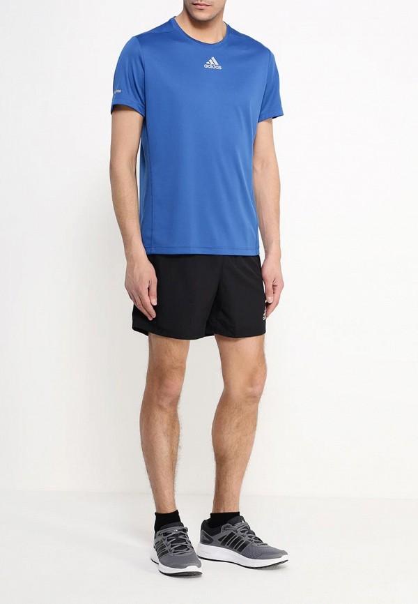 Спортивная футболка Adidas Performance (Адидас Перфоманс) AI7489: изображение 3