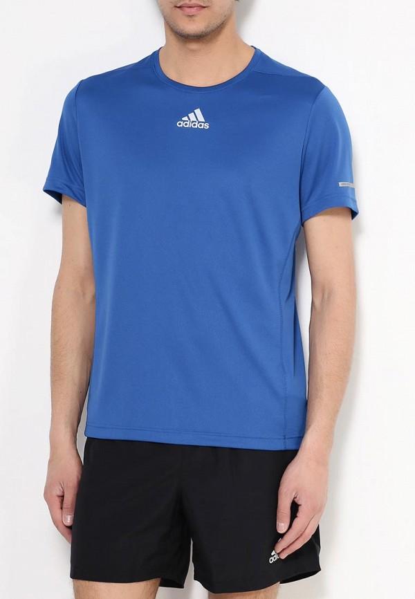 Спортивная футболка Adidas Performance (Адидас Перфоманс) AI7489: изображение 4