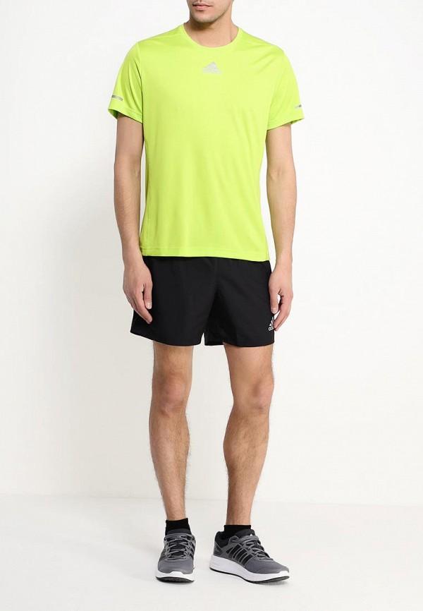 Спортивная футболка Adidas Performance (Адидас Перфоманс) AI7491: изображение 3