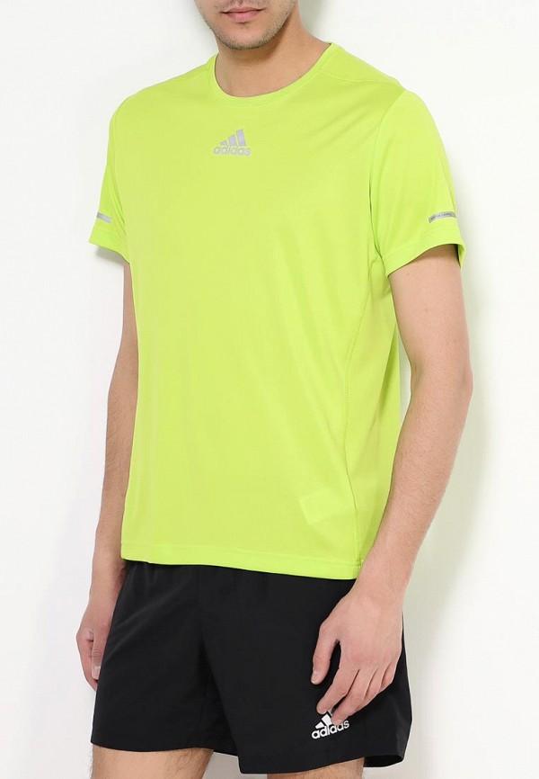 Спортивная футболка Adidas Performance (Адидас Перфоманс) AI7491: изображение 4