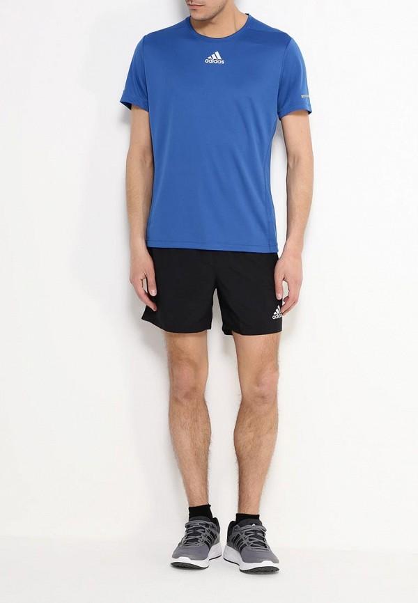 Мужские спортивные шорты Adidas Performance (Адидас Перфоманс) AI3295: изображение 2