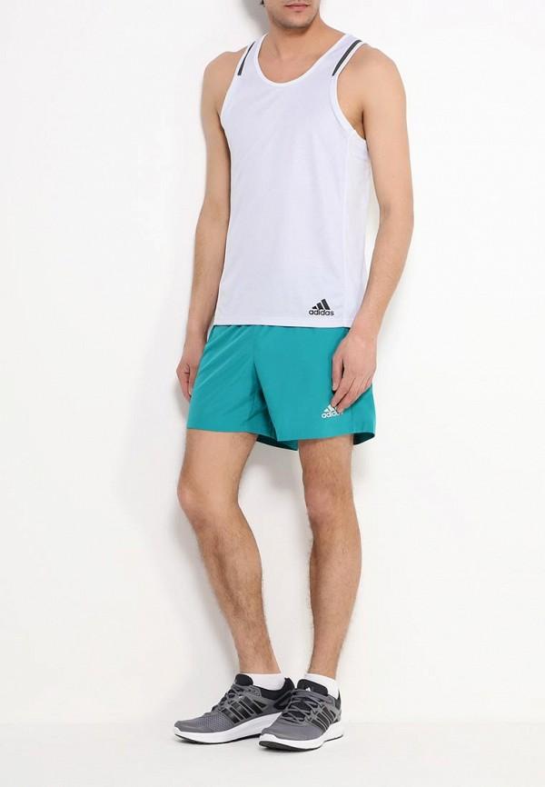 Мужские спортивные шорты Adidas Performance (Адидас Перфоманс) AI7505: изображение 2