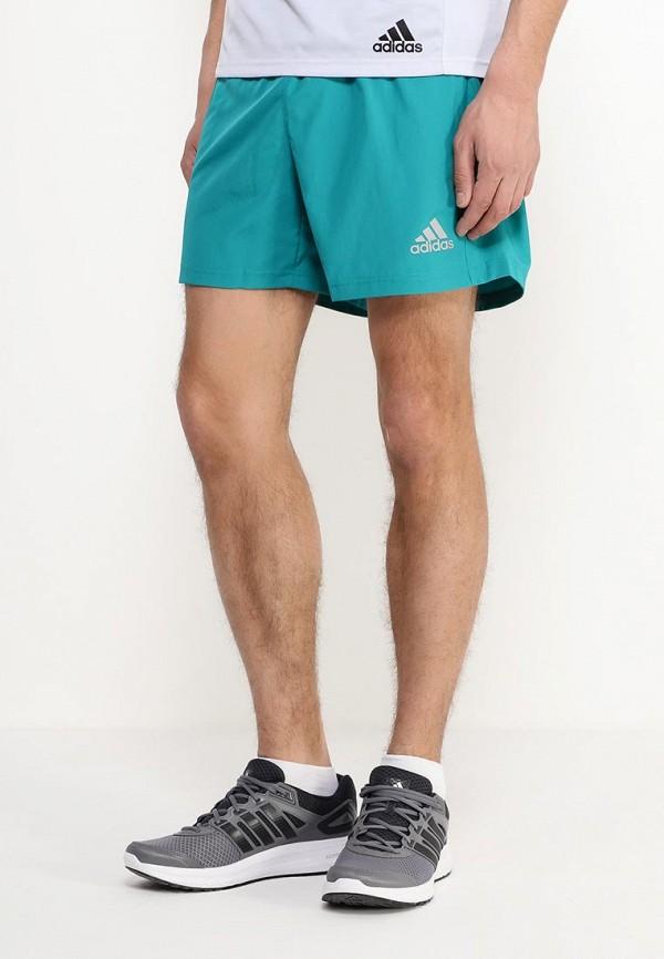Мужские спортивные шорты Adidas Performance (Адидас Перфоманс) AI7505: изображение 3