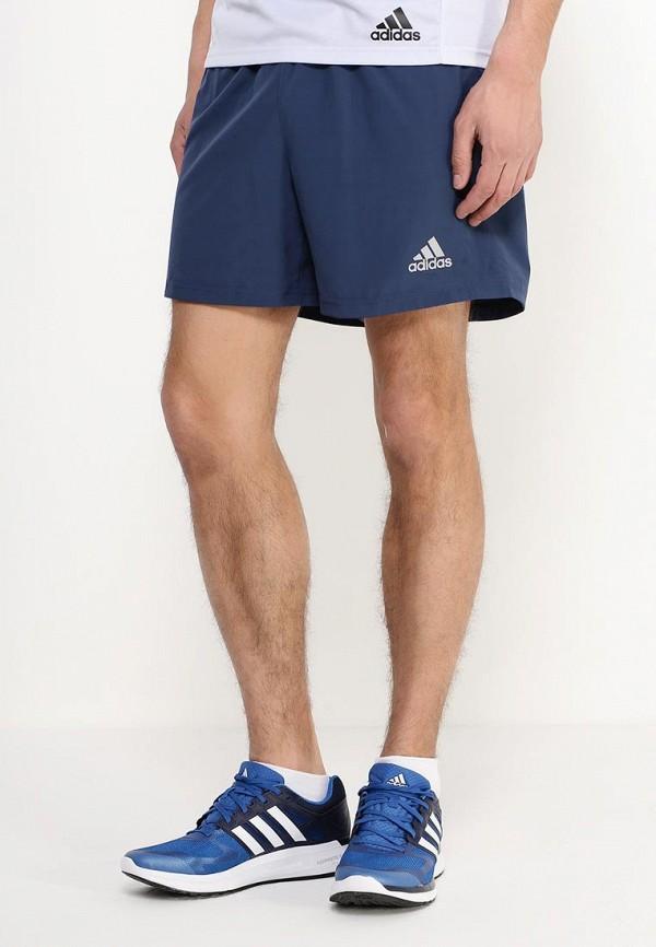 Мужские спортивные шорты Adidas Performance (Адидас Перфоманс) AI7506: изображение 3