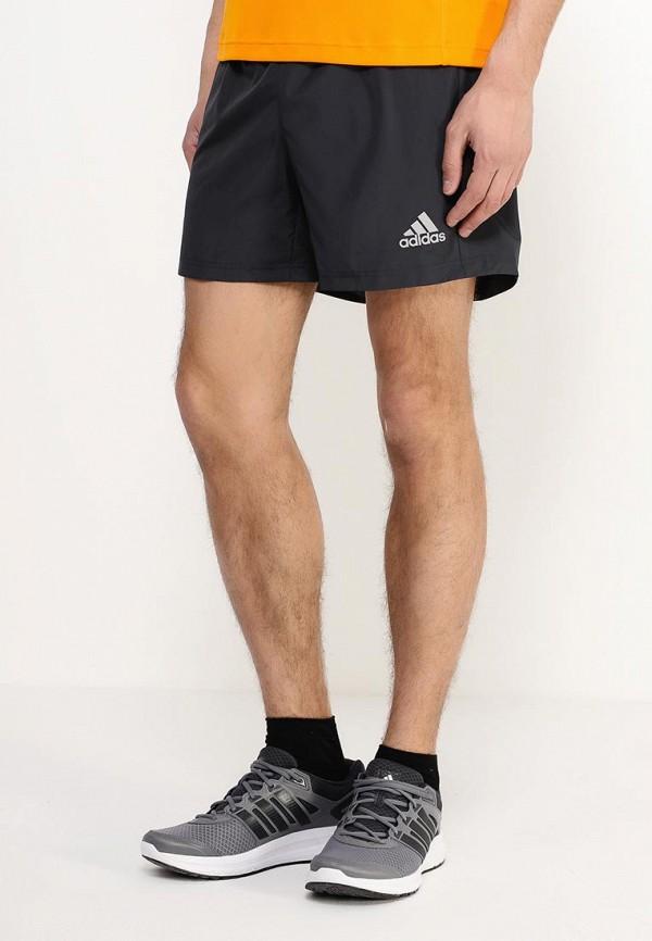 Мужские спортивные шорты Adidas Performance (Адидас Перфоманс) AI7507: изображение 3