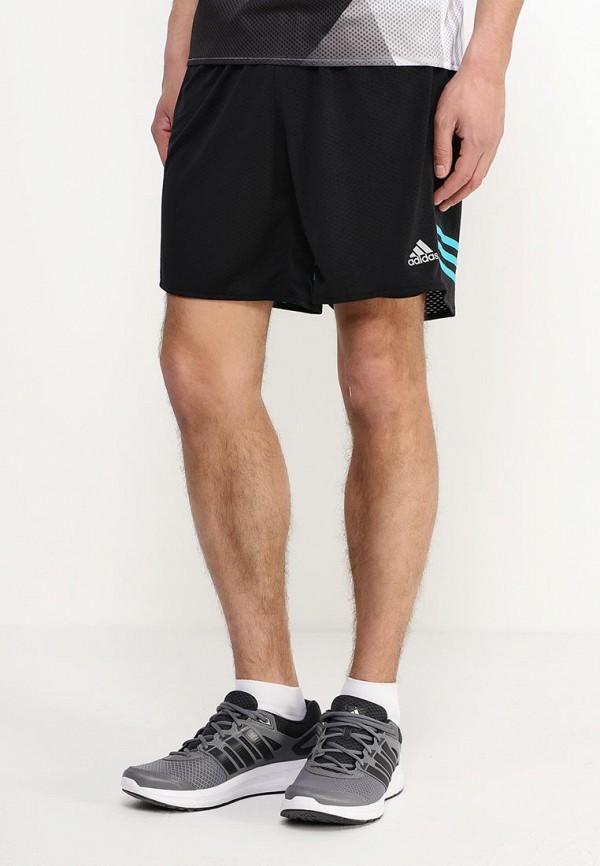 Мужские спортивные шорты Adidas Performance (Адидас Перфоманс) AI8231: изображение 3