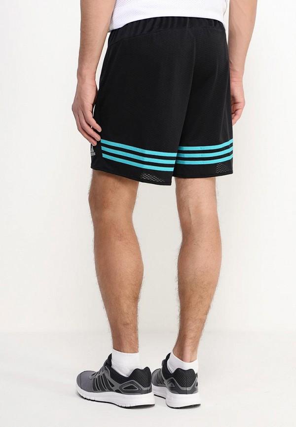 Мужские спортивные шорты Adidas Performance (Адидас Перфоманс) AI8231: изображение 4