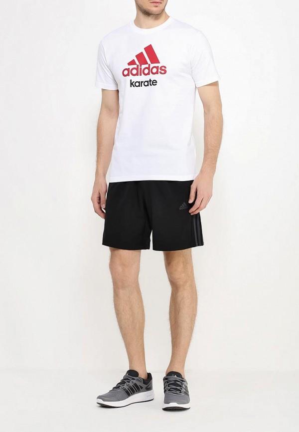 Мужские спортивные шорты Adidas Performance (Адидас Перфоманс) AI0322: изображение 2