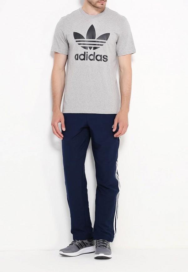 Мужские спортивные брюки Adidas Performance (Адидас Перфоманс) AK1627: изображение 2