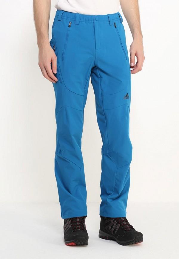 Мужские спортивные брюки Adidas Performance (Адидас Перфоманс) AP8364: изображение 3