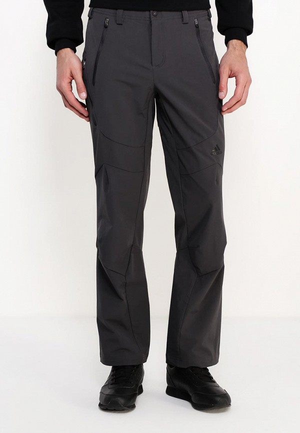 Мужские повседневные брюки Adidas Performance (Адидас Перфоманс) AP8365: изображение 3