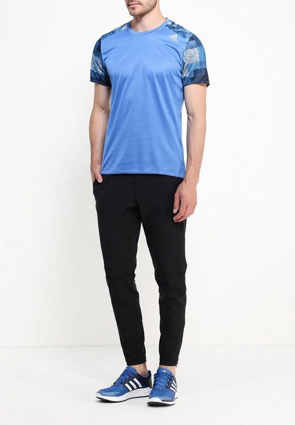 Мужские спортивные брюки Adidas Performance (Адидас Перфоманс) AX6501: изображение 2