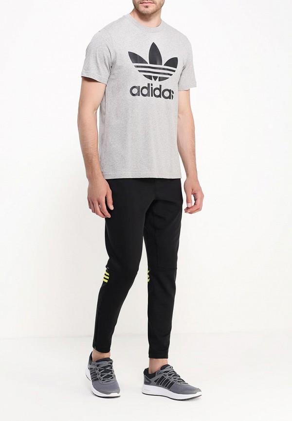 Мужские спортивные брюки Adidas Performance (Адидас Перфоманс) AX6503: изображение 2
