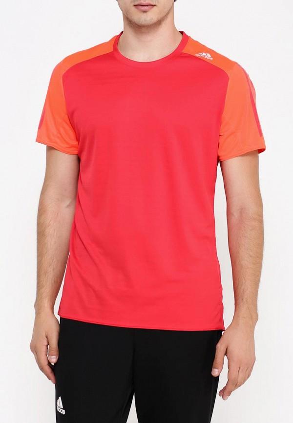 Спортивная футболка Adidas Performance (Адидас Перфоманс) AX6504: изображение 3
