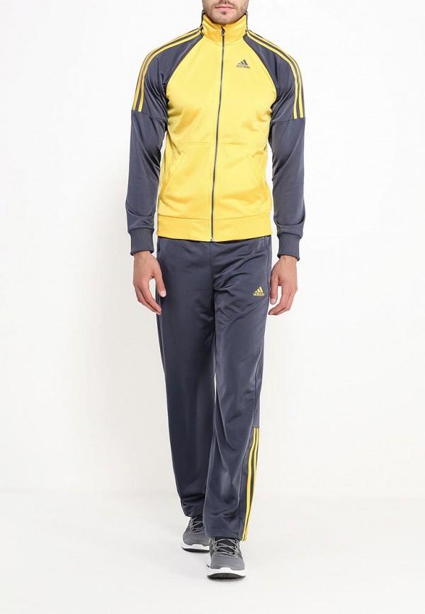 Спортивный костюм Adidas Performance (Адидас Перфоманс) AY3024: изображение 2