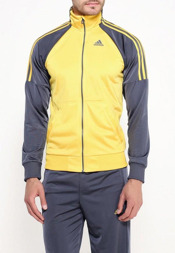 Спортивный костюм Adidas Performance (Адидас Перфоманс) AY3024: изображение 3