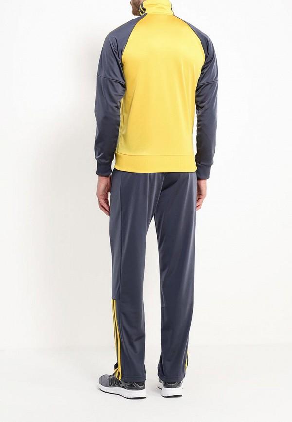 Спортивный костюм Adidas Performance (Адидас Перфоманс) AY3024: изображение 4